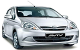 BUDGET Car rental Grand Bay Mini car - Perodua Viva