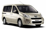 CITYGO Car rental St. Julians - Downtown Van car - Peugeot Expert