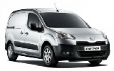 OK RENT A CAR Car rental Mallorca - Bendinat Van car - Peugeot Partner Cargo Van