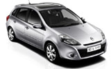 GREEN MOTION Car rental Istanbul - Ataturk Airport International Economy car - Renault Clio Estate