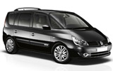 OK RENT A CAR Car rental Marbella - City Van car - Renault Espace