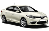 CIRCULAR Car rental Gaziantep - Airport Standard car - Renault Fluence