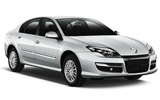 EUROPCAR Car rental Malaga - Train Station Standard car - Renault Laguna
