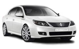 EUROPCAR Car rental Antalya - International Airport T2 Standard car - Renault Latitude
