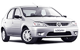 SIXT Car rental Cairo - Downtown Economy car - Renault Logan