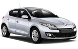 THRIFTY Car rental Dublin - Airport Compact car - Renault Megane