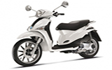 Rent Scooter 125cc