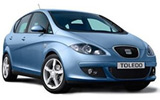 RHODIUM Car rental Torrevieja - City Standard car - Seat Toledo