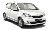 UNIRENT Car rental Lugano Downtown Mini car - Skoda Citigo