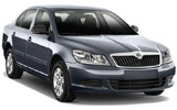 DOLLAR Car rental Moscow - Rizhskiy Railway Station Standard car - Skoda Octavia