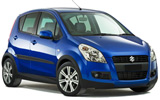 ENTERPRISE Car rental Corfu - New Port Mini car - Suzuki Splash