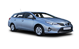 BUDGET Car rental Klaipeda Downtown Standard car - Toyota Auris Estate