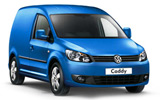 HERTZ Car rental Cadiz - City Van car - Volkswagen Caddy Combo Van
