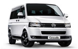 DOLLAR Car rental Moscow - Rizhskiy Railway Station Van car - Volkswagen Caravelle