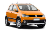 DOLLAR Car rental Playa Del Carmen - Tulum Compact car - Volkswagen Cross Fox