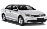 BUDGET Car rental Muscat - Downtown Standard car - Volkswagen Jetta