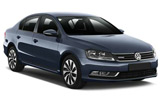 SIXT Car rental St. Petersburg - Baltiysky Railway Station Standard car - Volkswagen Passat