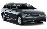 EUROPCAR Car rental Namsos Standard car - Volkswagen Passat Estate