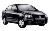 FIRST Car rental Bloemfontein Compact car - Volkswagen Polo Sedan