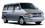 SCANDIA Car rental Helsinki - Downtown Van car - Volkswagen Transporter Cargo Van