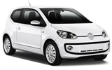 BUDGET Car rental La Palma - Airport - Canaries Mini car - Volkswagen Up