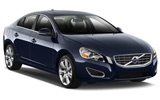 BUDGET Car rental Paros Fullsize car - Volvo S60