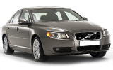 HERTZ Car rental Tel Aviv - Downtown Fullsize car - Volvo S80