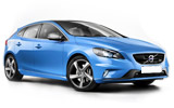 BUDGET Car rental Corfu - New Port Standard car - Volvo V40