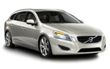 HERTZ Car rental Naples - Train Station Standard car - Volvo V60 Estate