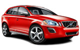 HERTZ Car rental Nassjo Suv car - Volvo XC60