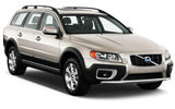 THRIFTY Car rental Stockholm City Standard car - Volvo XC70