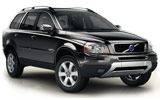 AVIS Car rental Adana Sakirpasa Airport Suv car - Volvo  XC90