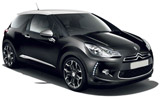 BUDGET Car rental Brussels Ruisbroek Economy car - Citroen DS3