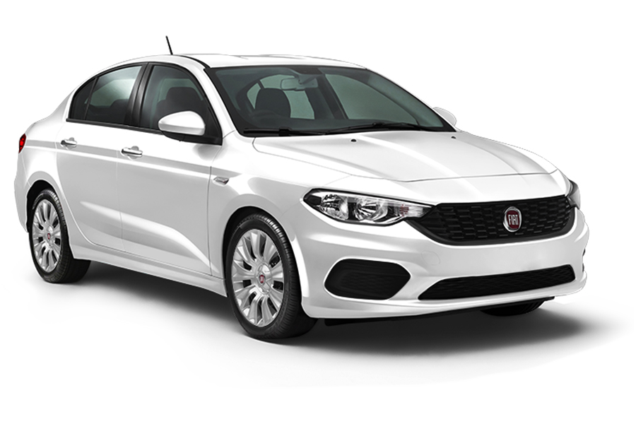 BUDGET Car rental Dalaman - Domestic Airport Compact car - Fiat Egea
