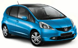 HERTZ Car rental Nes Tziona Economy car - Honda Jazz