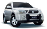 ISLAND Car rental Kingston - Central Suv car - Suzuki Grand Vitara